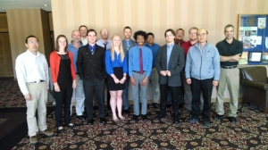 2014 spact students and faculty